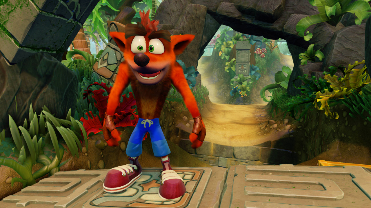 Crash Bandicoot N. Sane Trilogy должна выйти на Nintendo Switch и PC