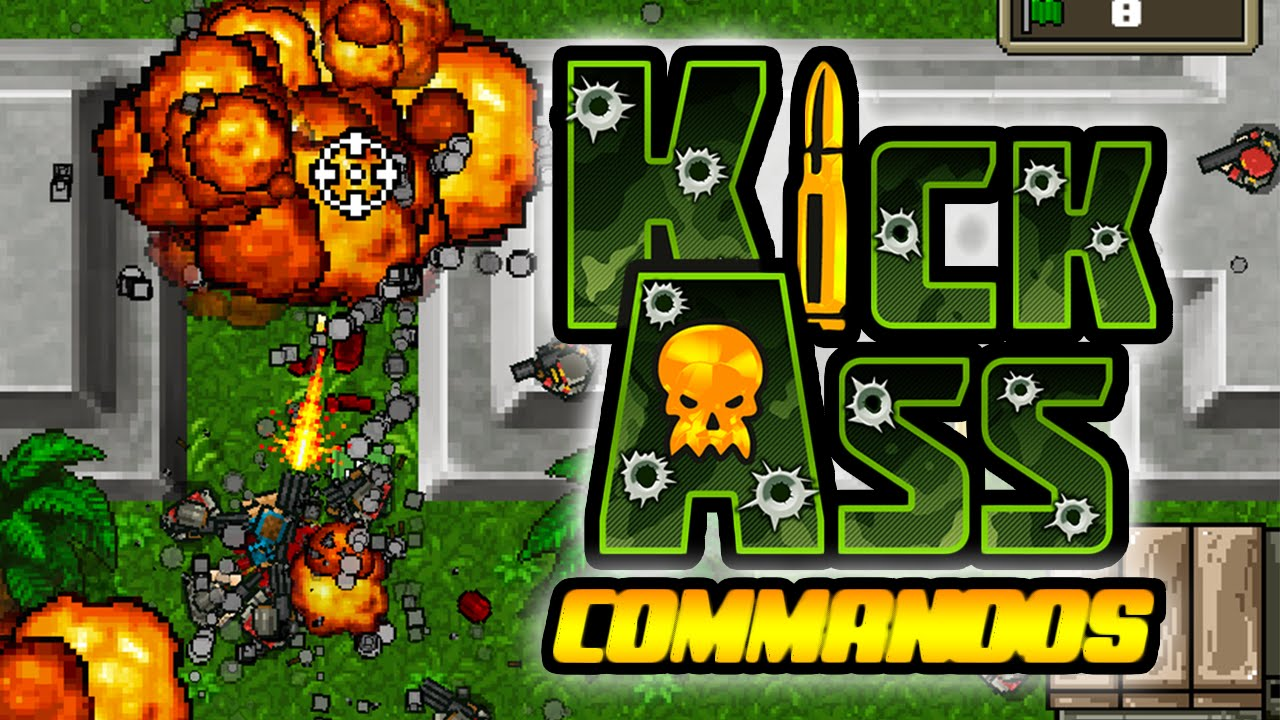 Рецензия на игру Kick Ass Commandos. Экшн из 80-х